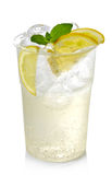 Lemon lemonade Stock Images