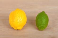 Lemon and Lime Stock Photography