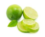 Lemon; lime Royalty Free Stock Photos