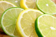 Lemon lime Royalty Free Stock Photos