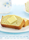Lemon loaf Royalty Free Stock Photos