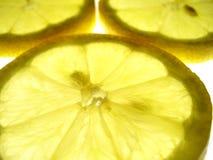 lemon makro Obrazy Stock
