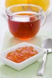 Lemon marmalade Stock Photos