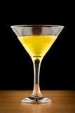 Lemon martini Royalty Free Stock Photo