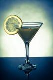 Lemon martini Stock Photos