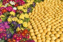 Lemon Menton 2011 celebrates Stock Photos