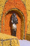 Lemon Menton 2011 celebrates Royalty Free Stock Photo