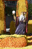 Lemon Menton 2011 celebrates Stock Images