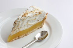 Lemon Meringue Royalty Free Stock Photo