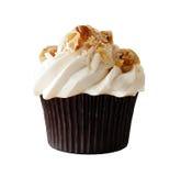 Lemon Meringue Cupcake Royalty Free Stock Photos