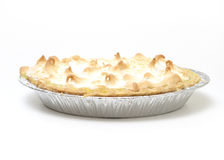Lemon Meringue Pie Stock Photos