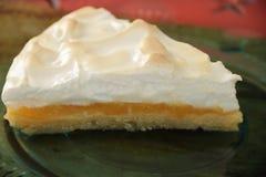 Lemon meringue pie Royalty Free Stock Photo