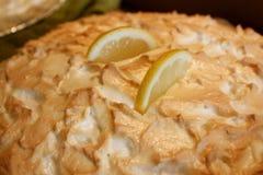 Free Lemon Meringue Pie Stock Photography - 22597672