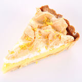 Lemon Meringue Tart Stock Images