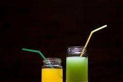Lemon mint juice Stock Photography