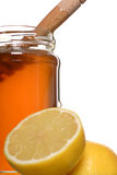 lemon miodu obraz royalty free