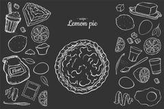 Lemon2 stock illustrationer