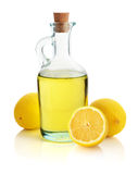 Lemon oil Stock Photos