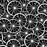 Lemon pattern Royalty Free Stock Photos