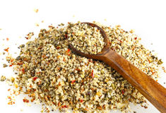 Lemon Pepper Seasoning Stock Image