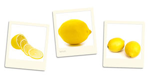 Lemon photos Royalty Free Stock Photography