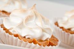 Lemon pie Royalty Free Stock Photo