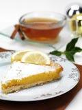 Lemon pie Stock Photos