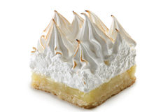 Lemon Pie Royalty Free Stock Photos