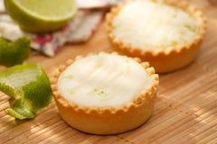 Lemon pie Royalty Free Stock Photos