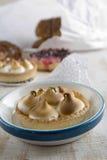 Lemon pie dessert Royalty Free Stock Image