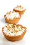 Lemon pies Stock Image