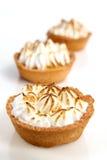 Lemon pies Stock Image