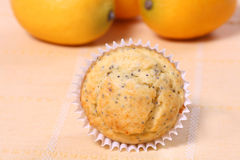 Lemon Poppy Seed Stock Photo