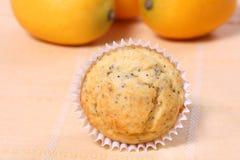 Lemon Poppy Seed stock photo