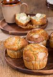 Lemon Poppy Seed Muffins Royalty Free Stock Images