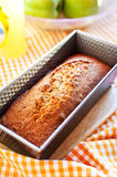 Lemon poppy seeds cake Stock Photography