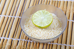 Lemon Rice Stock Photos