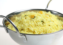 Lemon Rice Stock Image