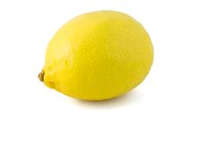 Lemon ripe Stock Photo