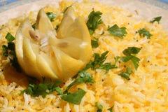 lemon ryżu Fotografia Stock