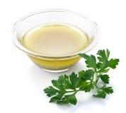 Lemon sauce Stock Photos