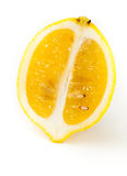Lemon segment Stock Image