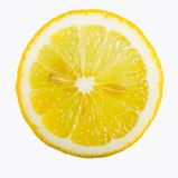 lemon segmentu Zdjęcia Royalty Free