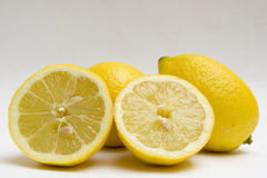 Lemon selection Stock Photos