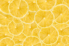 Lemon Slice Abstract royalty free stock photo