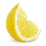 Lemon slice Royalty Free Stock Image