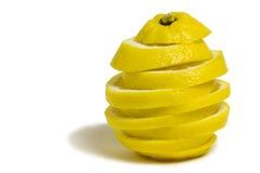 Lemon Slice Stack Royalty Free Stock Photos