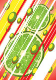 Lemon slice2. Green lemon slice swim in the refreshner drink Stock Photo