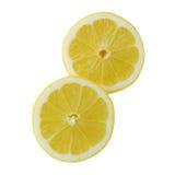Lemon slices. Still lige of fruit, lemon slices Stock Image