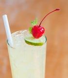 Lemon soda Stock Image